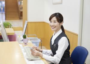 株式会社シグマスタッフの受付/レセプション
