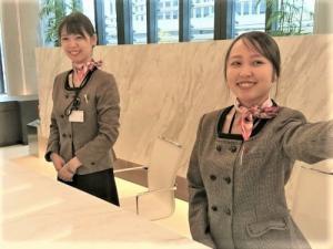 日本総業株式会社の受付/レセプション